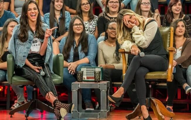 Bruna Marquezine fala sobre sua profissão e feminismo no próximo Altas Horas (28)