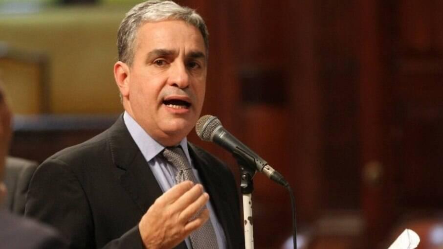 Deputado André Ceciliano, presidente da Alerj, nega que será candidato a governador do Rio em 2022