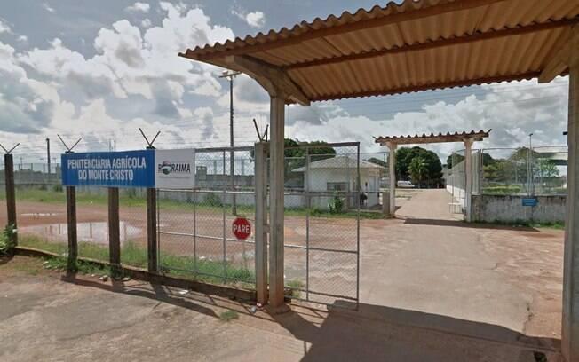 Penitenciária Agrícola de Monte Cristo (Pamc), em Roraima, abriga quase o dobro de sua capacidade