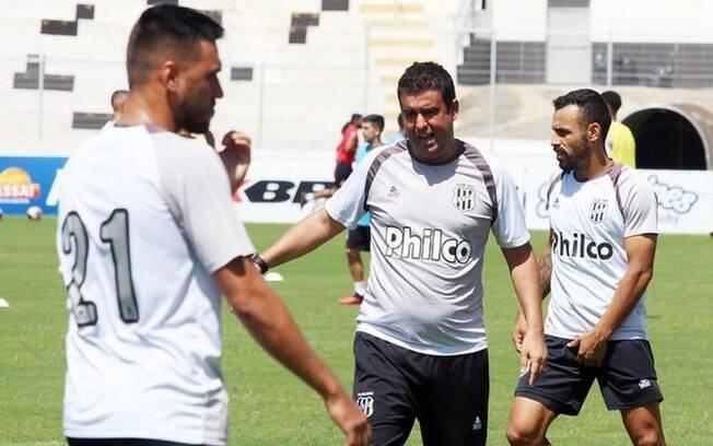 Após surto de covid-19, Ponte encara Botafogo neste sábado