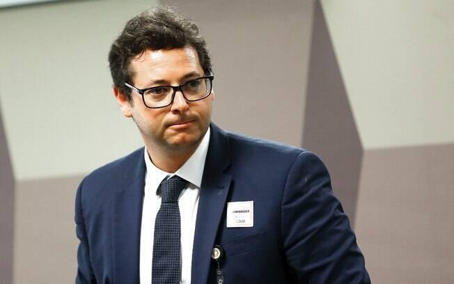 Fábio Wajngarten é o secretário de comunicação do governo