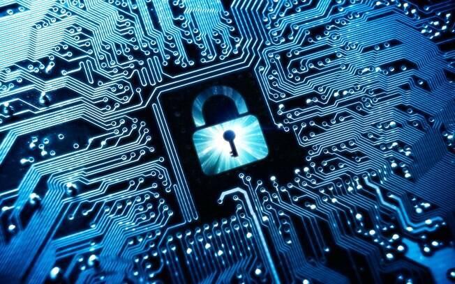 A criptografia garante que apenas você e o destinatário possam ver as informações enviadas e recebidas