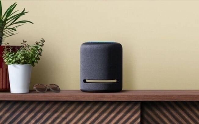 Amazon Echo Studio chega ao Brasil