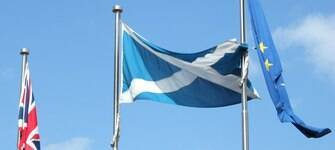 Escócia poderia vetar saída britânica da União Europeia, diz premiê