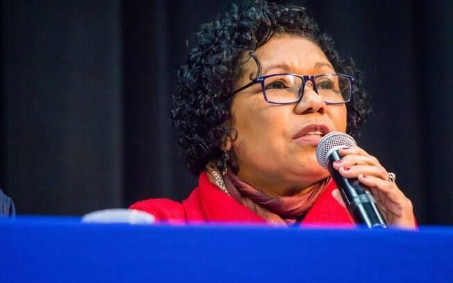 Candidatos à Presidência: em convenção nacional, o PSTU oficializou no dia 20 de julhoa candidatura de Vera Lúcia
