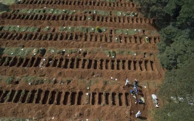 Cemitério da Vila Formosa