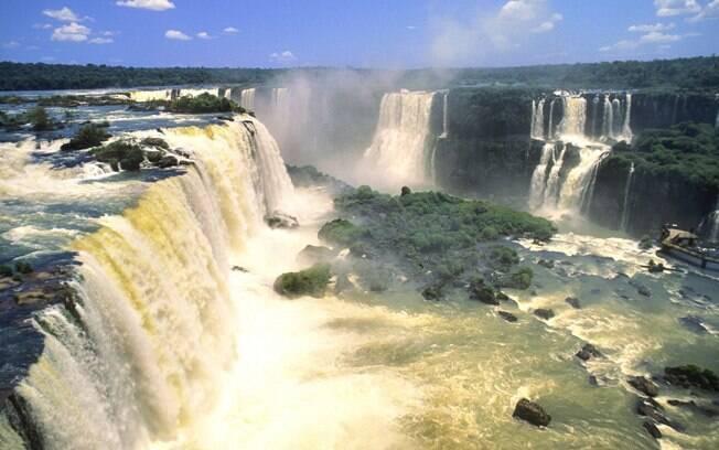melhores viagens no brasil