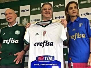 Patrocínios renderão muito aos cofres do Palmeiras