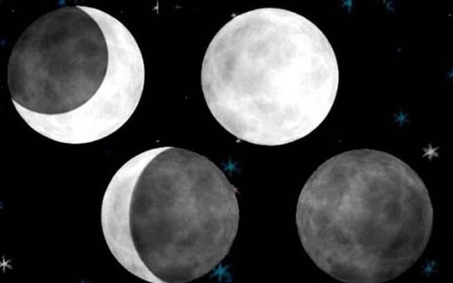 Fases da Lua: entenda quais são as influências de cada uma