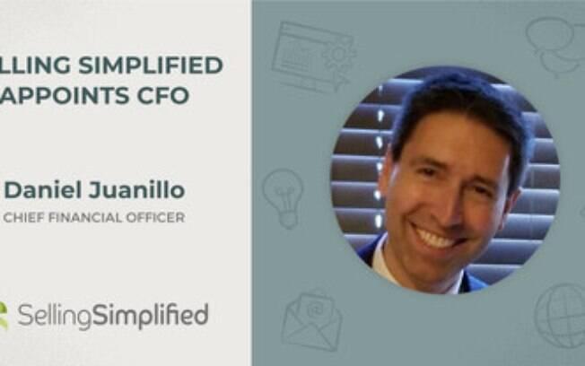 A Selling Simplified nomeia Daniel Juanillo como CFO em meio ao crescimento sem precedentes da empresa
