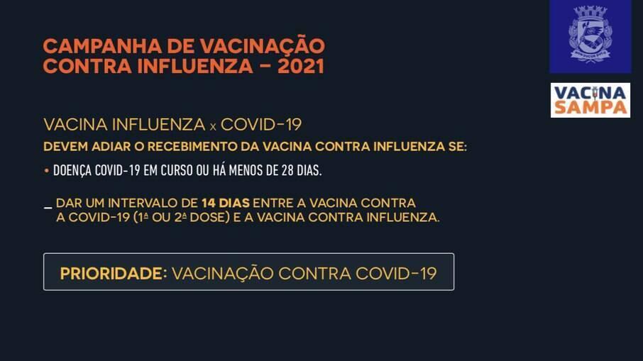 Campanha influenza