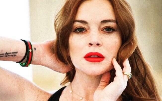 Lindsay Lohan se desculpa por ter criticado o movimento #MeToo