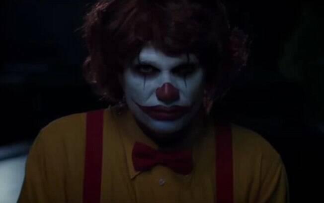 Burger King provoca rival com campanha de Halloween usando palhaços