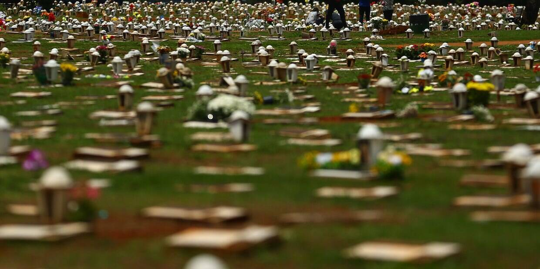 Brasil registra 3 mil mortes por Covid-19 e passa das 400 mil