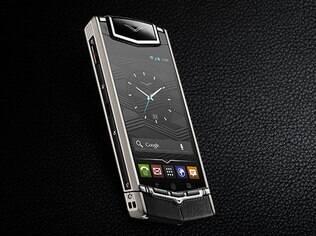 Vertu Ti chega ao mercado com sistema Android, deixando de lado o ultrapassado Symbian
