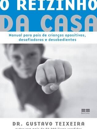 Psiquiatra especialista em infância e adolescência Gustavo Teixeira lança livro sobre crianças opositivas e desobedientes