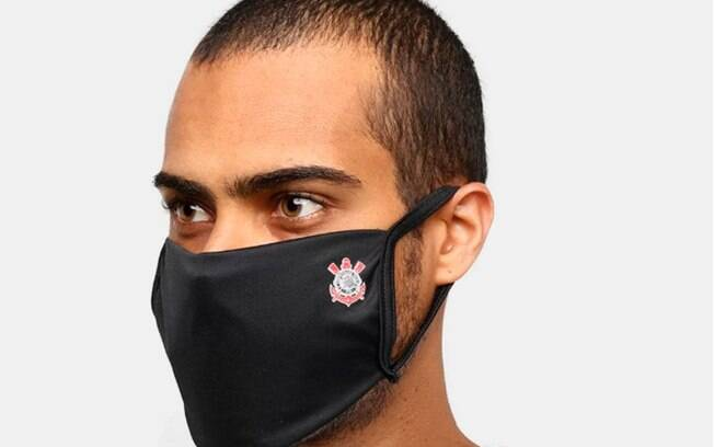 Corinthians coloca à venda novo lote de máscaras