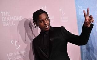 RapperA$AP Rocky é condenado por agressão na Suécia