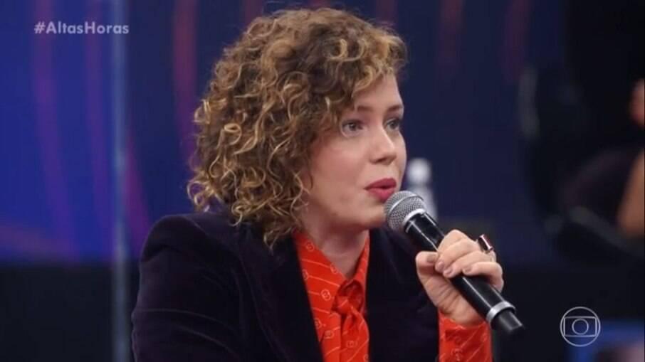 Leandra Leal critica Jair Bolsonaro