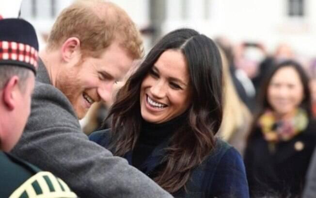 Meghan Markle e o Príncipe Harry se casam no próximo dia 19!