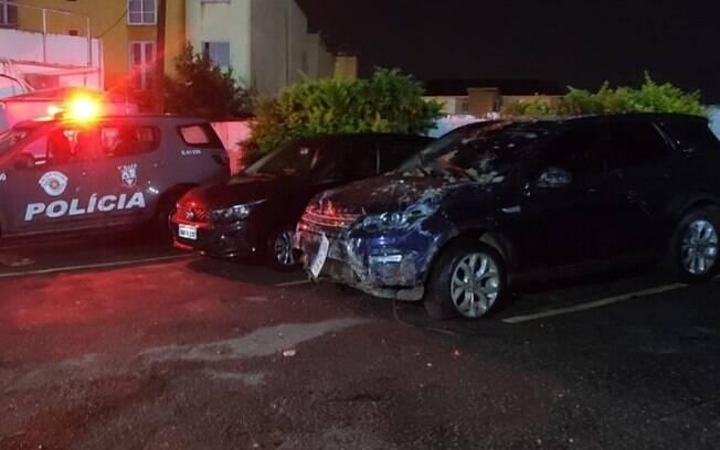 Baep prende dois homens em roubos a veículos com reféns em Campinas