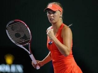 Com a vitória deste sábado, Wozniacki, se recuperou das derrotas nos dois encontros anteriores com Muguruza, no Aberto da Austrália e no Torneio de Miami