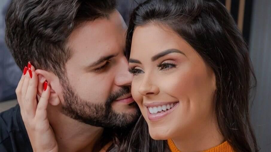Ivy Moraes diz que marido quer separação de seus bens