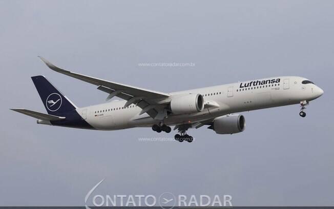 Luftansa planeja o voo mais longo de sua história