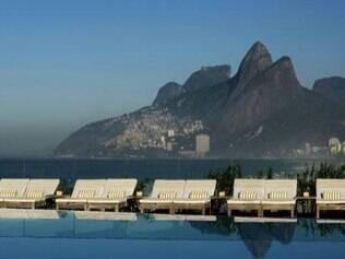 Demanda para a Rio+20 é maior por hotéis de quatro e cinco estrelas. Na foto: hotel Fasano