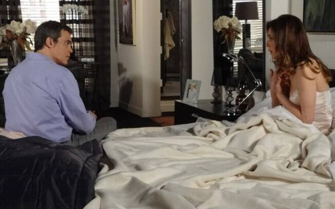Tereza Cristina convence René