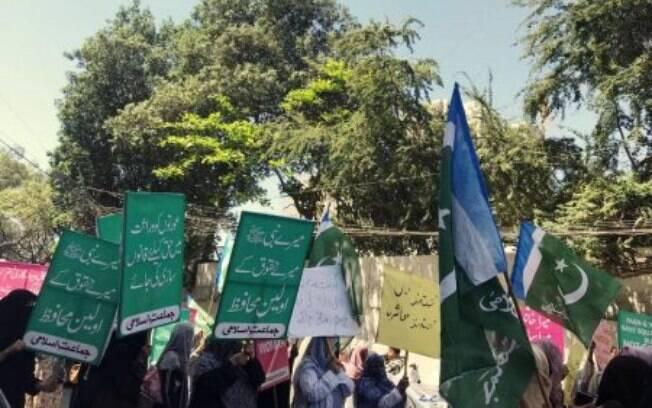 Caso aconteceu na cidade de Islamabade.