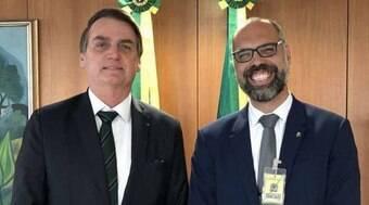 Blogueiro bolsonarista transitava livremente pelo Planalto