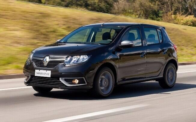 O Renault Sandero GT Line está entre as 3.083 unidades do hatch que correm o risco do airbag do motorista não funcionar.