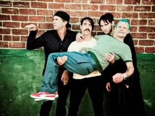 Red Hot Chili Peppers e Yeah Yeah Yeahs se apresentam em BH em novembro