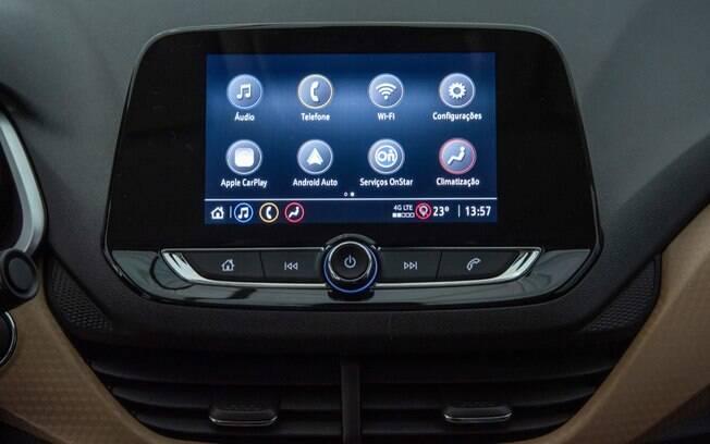 Novo Chevrolet Onix Plus