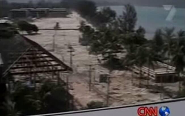 Milhares de mortos foram confirmados em vários países, inclusive na Indonésia (arquivo). Foto: Reprodução/Youtube