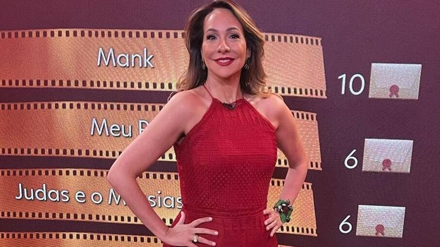 Maria Beltrão se confunde e comete gafe ao vivo