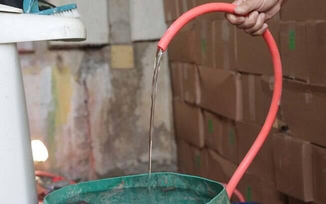 Cinco bairros de Campinas ficam sem água nesta quinta-feira