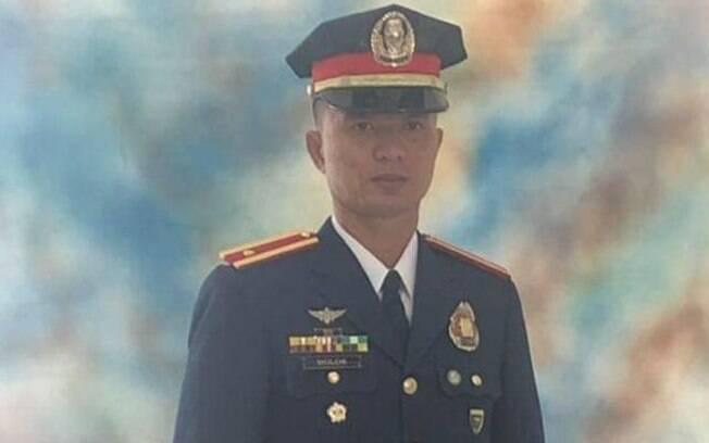 Agente integrava força policial da província de Samar Norte, nas Filipinas