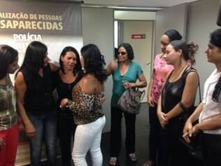 Reencontro de Maria de Macedo Teixeira e Ildeir Paula de Macedo foi marcado pela emoção nesta sexta (11)