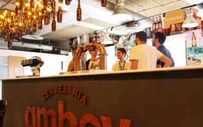 Ambev tem 308 vagas de emprego abertas
