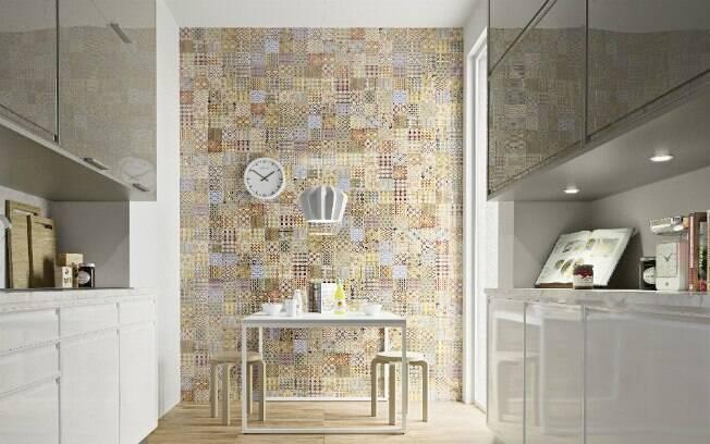 Confira as novidades para pisos e paredes da expo revestir - Revestir paredes interiores ...