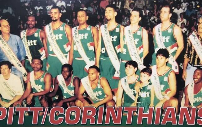 O Pitt/Corinthians foi responsável por unir a torcida Gre-Nal em 1994