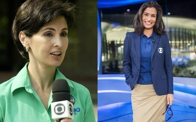 Fátima Bernardes foi sucesso absoluto na cobertura do Penta. Em 2018, Renata Vasconcellos não tem o mesmo desempenho