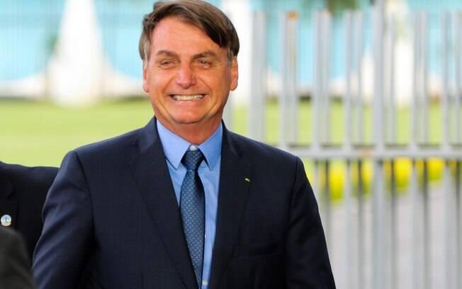 Bolsonaro estaria com sintomas do coronavírus
