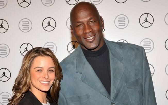 Michael Jordan e Yvette Prieto: casamento marcado