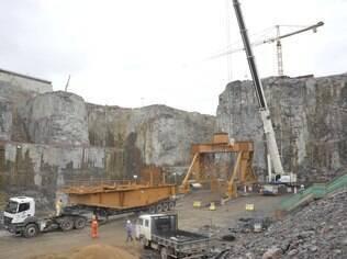Belo Monte: acidente ocorreu na área industrial da obra, segundo o consórcio responsável