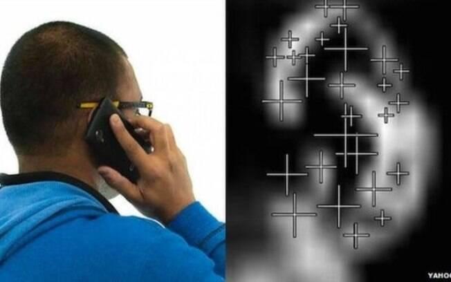 Sistema pretende usar a tela sensível ao toque para identificar orelhas ou pulsos