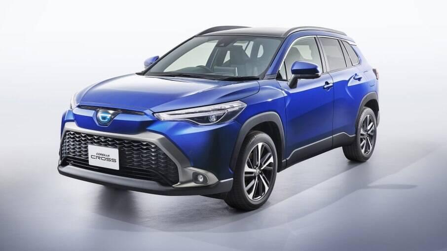Toyota Corolla Cross 2022: SUV se mantém entre os mais vendidos do segmento de deverá ter novidades, em breve, no Brasil