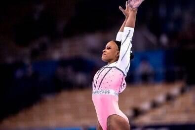 Rebeca Andrade é ouro no salto e conquista 2ª medalha em Tóquio